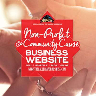 Non-Profit Cause or Community Business