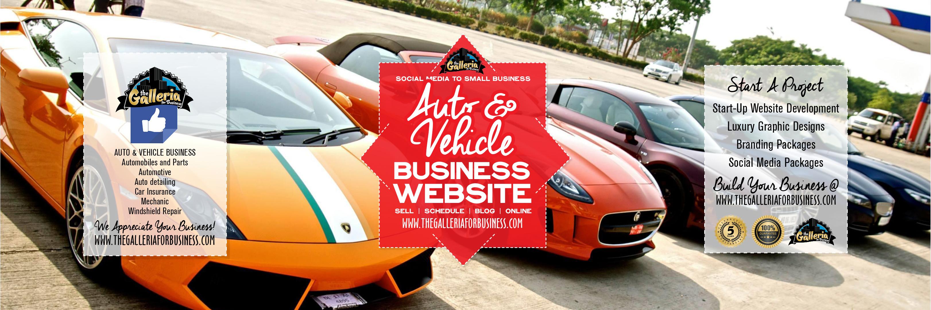 Auto & Vehicle Business