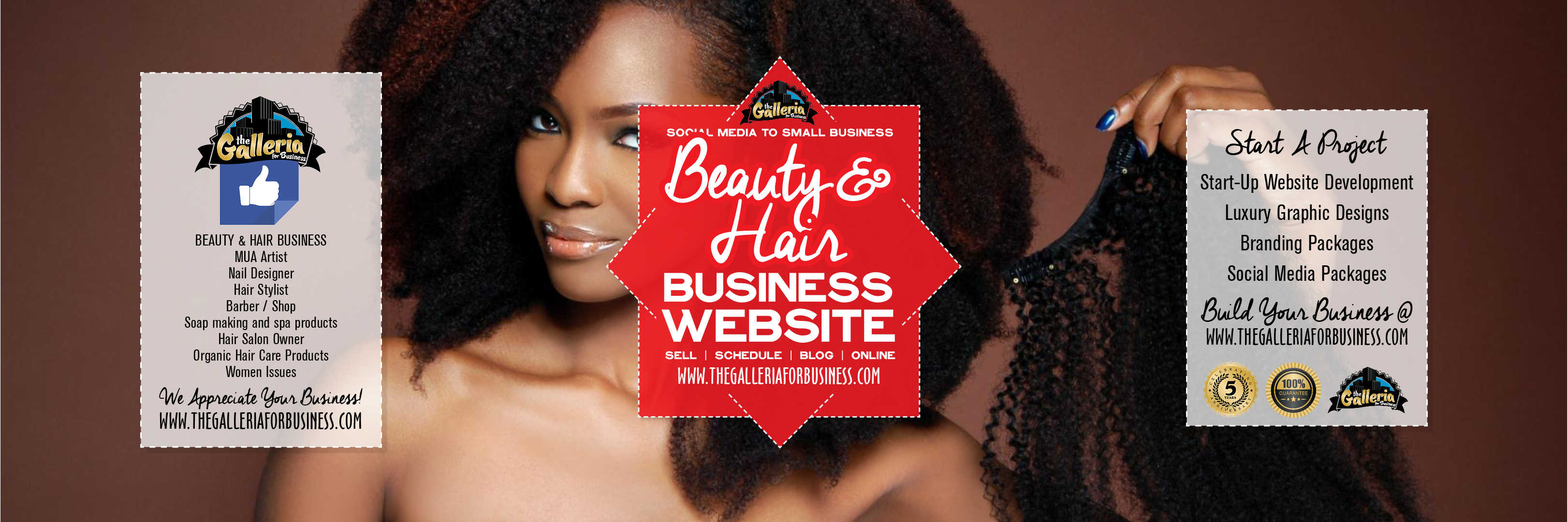 Beauty & Hair Business