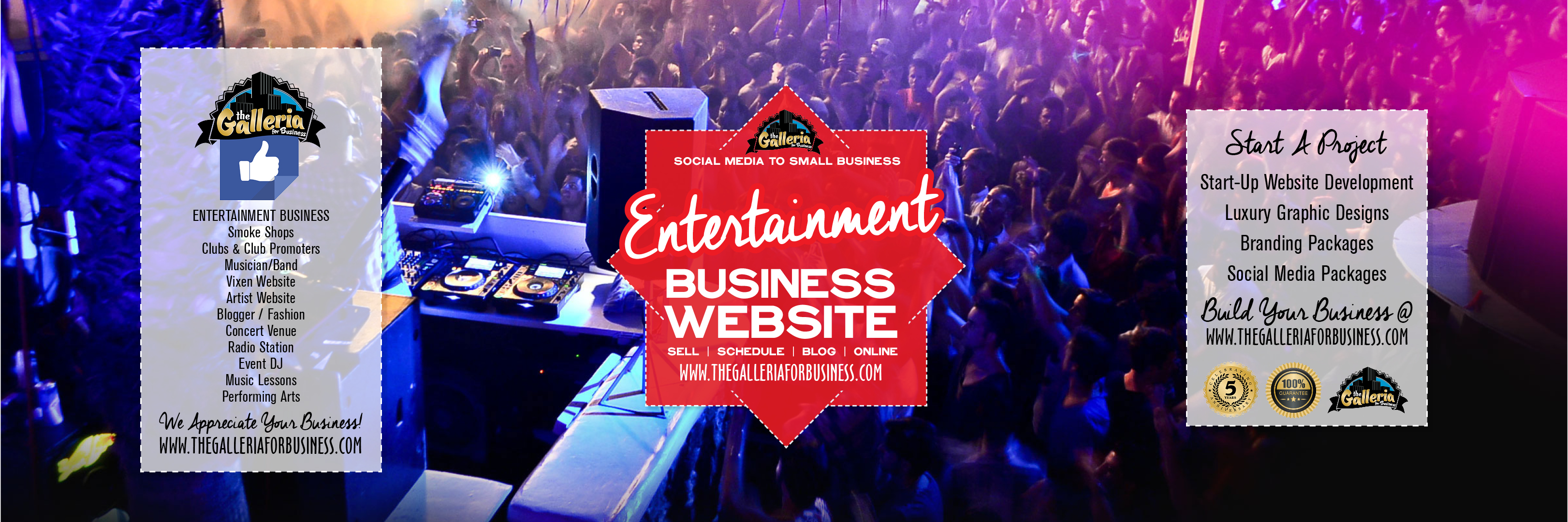 Entertainment Business