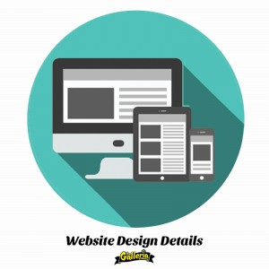 Website Design Details