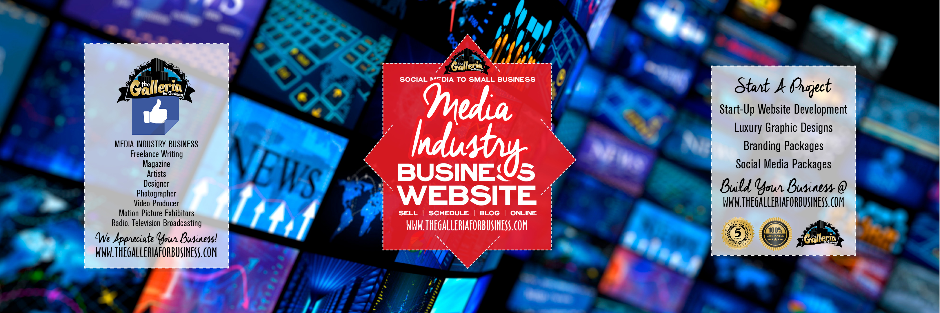 Media Industry Business