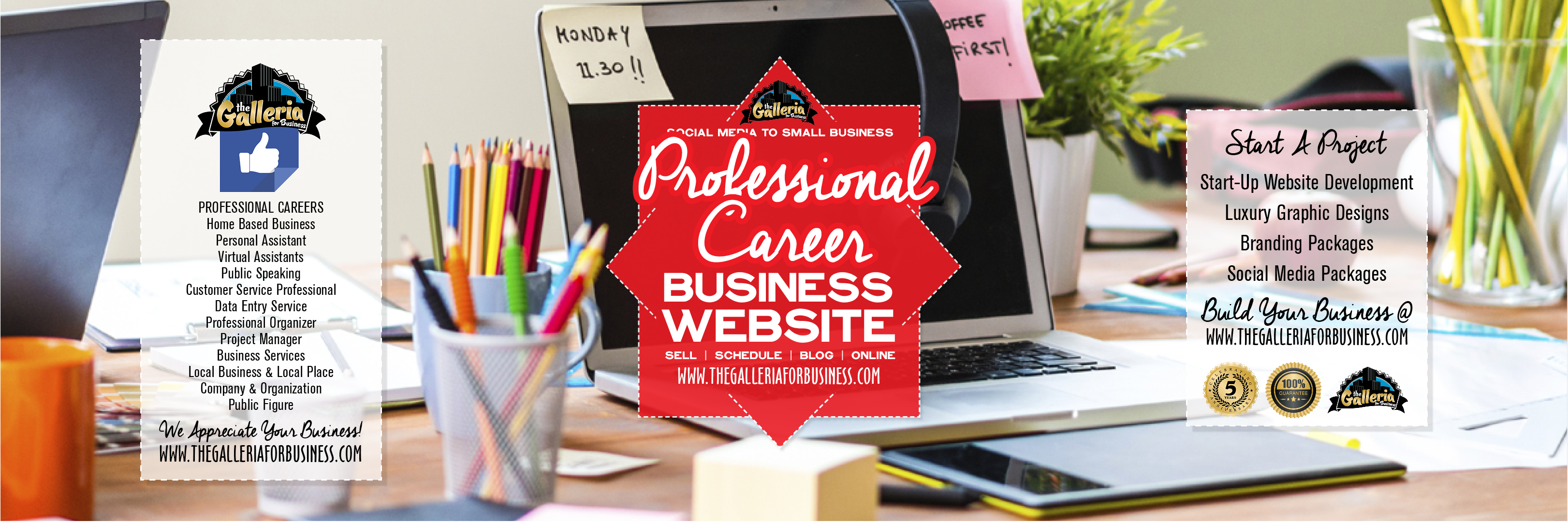 Professional Career Business